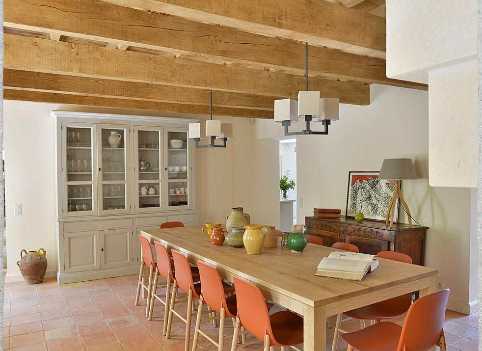 David Price Design Interior Design Farmhouse St Remy