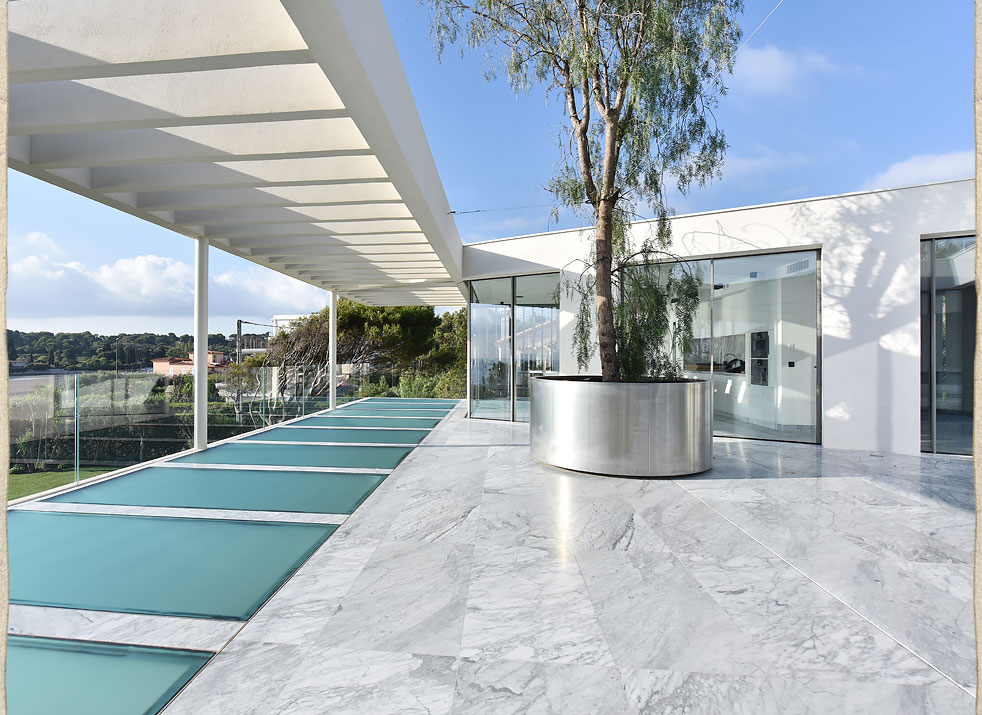New Build, The Glass House Cap d'Antibes
