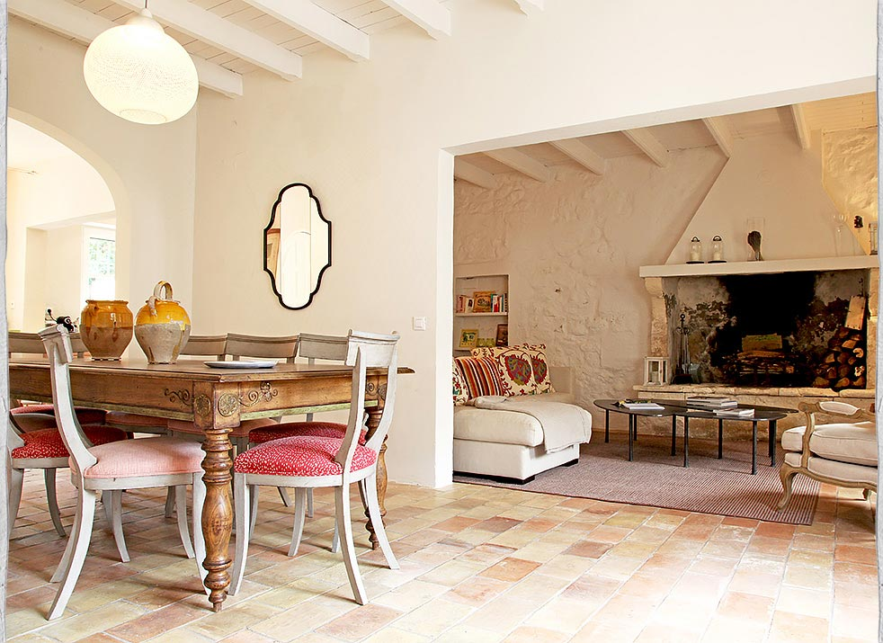 Renovations, Village House, Les Baux